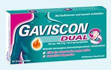 Gaviscon Dual Kautabletten 16 Stück