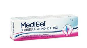 MediGel Schnelle Wundheilung 20g Gel