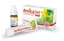 Arnica 1+1 DHU: Erste Hilfe aus der Natur 10g Globuli + 25g Salbe