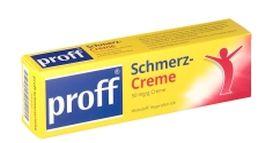 Proff Schmerzcreme 50g Creme