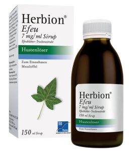 Herbion Efeu Sirup 150ml