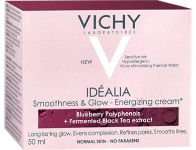Vichy Idealia Energie spendende Tagespflege Normale Haut 50ml