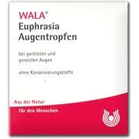 Euphrasia Augentropfen, 10x0,5ml