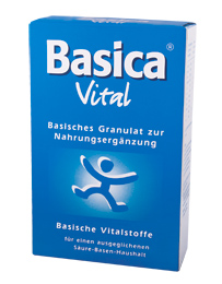 Basica Vital Granulat 200 G