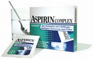 Aspirin Complex Granulat 10 Beutel
