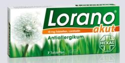 Lorano akut 20 Tabletten