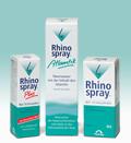 Rhinospray Plus bei Schnupfen mit Feindosierer 10 ml